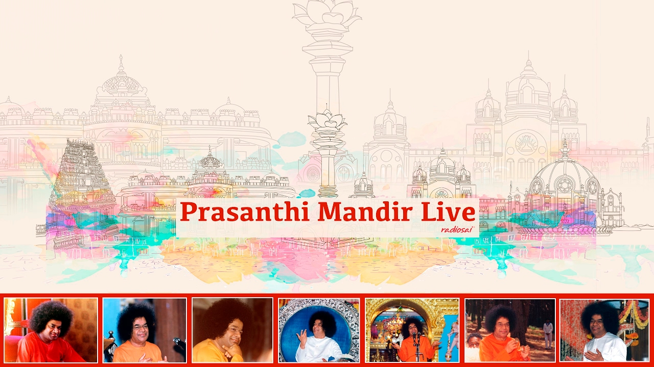 Live from Prasanthi Nilayam - 24th April 2019 PM | Radiosai Daily Live