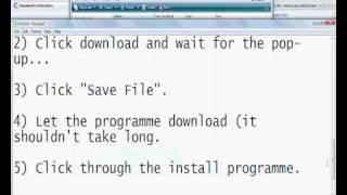 "Windows Movie Maker for Vista ""Fix"" (not responding error). Mp3"
