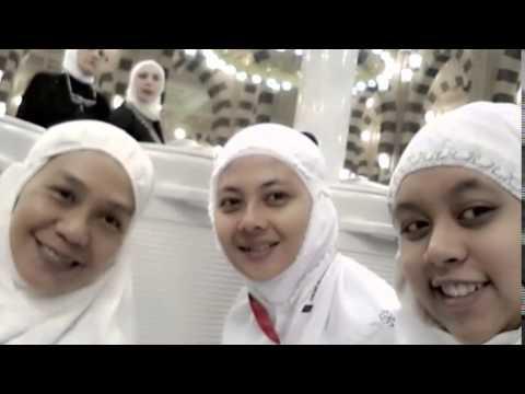 Tamer Hosny - Habibi ya Rasoul Allah ~ My Umrah 2014
