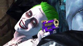 INJUSTICE Mobile - Suicide Squad Trailer