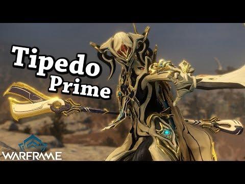 Warframe | Tipedo Prime thumbnail
