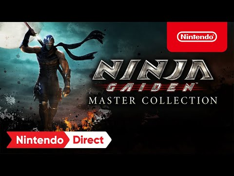 NINJA GAIDEN: Master Collection – Announcement Trailer – Nintendo Switch