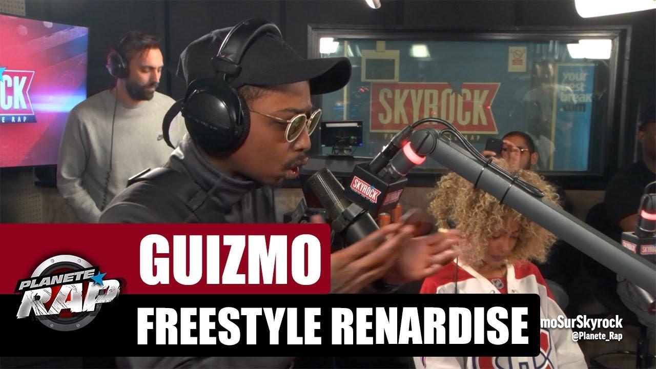 """Guizmo - Freestyle """"Renardise"""" #PlanèteRap"""