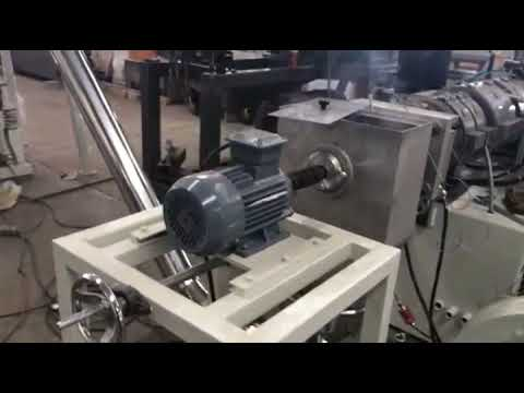 POLYTEC PVC granulator
