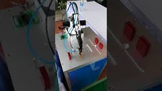Industrial Test with DOBOT Magician