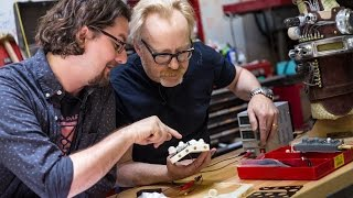 3D Printing on Adam Savage's Hellboy Glove Project