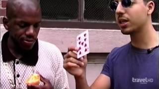 David Blaine discover magic