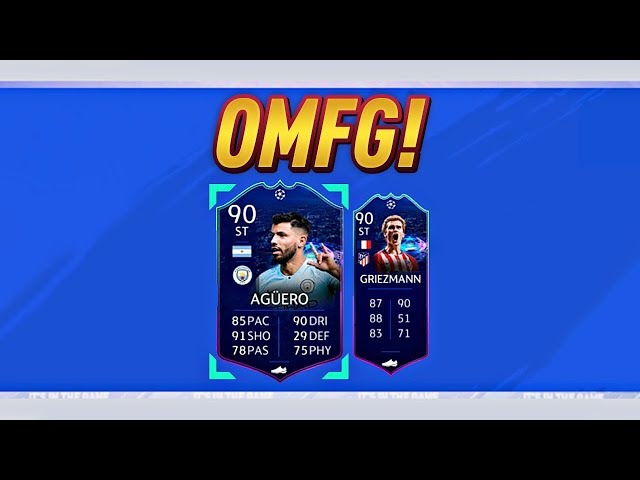 Huge Double Walkout!! 5 Best Packs of The Week! Luckiest Two Player Packs! Fifa 19 Ultimate Team
