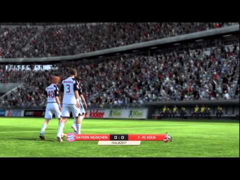 Let's Play Together FIFA 11  #019 [Deutsch] [Full-HD] - 1. FC Köln vs. Bayern München