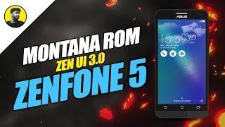 Zenfone 5 Montana ROM  | ZenUI 3.0 | T00F/T00J