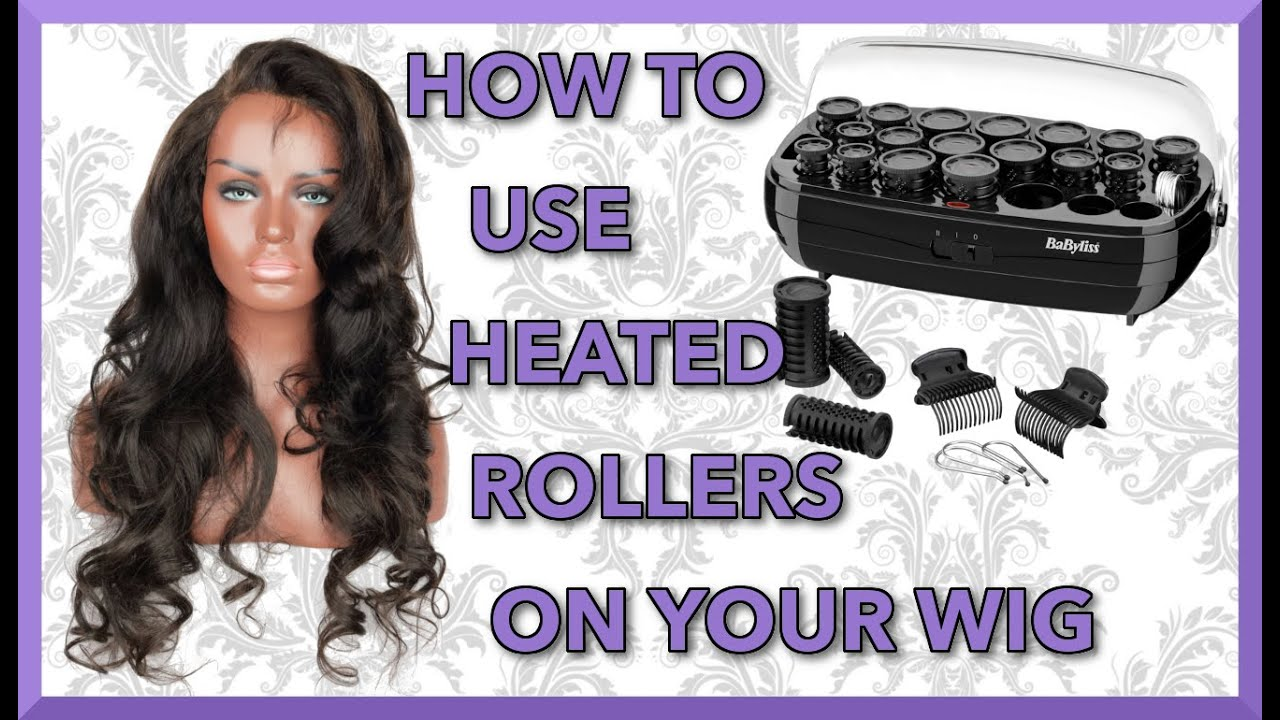 Babyliss heated rollers instructions.