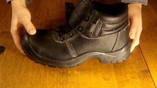 MACTEP PROF S1 - новые рабочие ботинки!(, 2011-11-10T11:19:16.000Z)