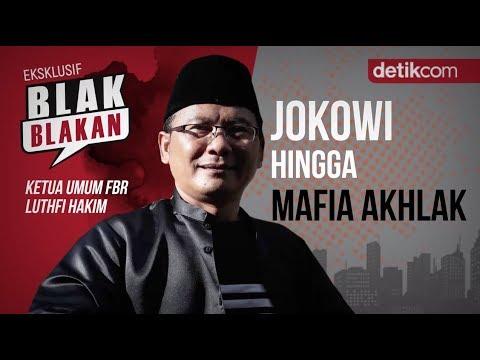 Blak-blakan: Cerita di Balik Dukungan FBR ke Jokowi