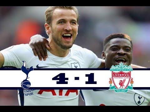 Download Tottenham 4 vs 1 Liverpool All Goals & Highlights HD 22 10 2017