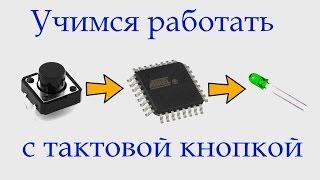 Программирование микроконтроллеров avr для начинающих