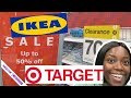 IKEA SHOPPING - TARGET SHOPPING | Shop with me After Christmas Winter 2019