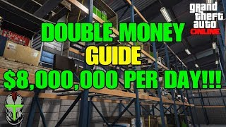 GTA Online DOUBLE MONEY CEO Special Cargo/VIP GUIDE!!! ($8,000,000/PER DAY)