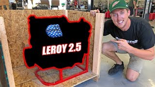 Introducing Leroy Version 2.5 - His New Engine is INCREDIBLE! **Bald Eagle/Freedom ALERT**