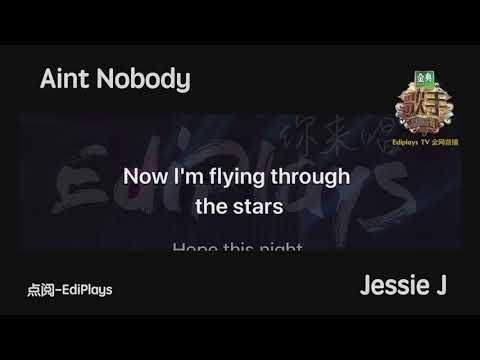 Ain't Nobody - Jessie J Karaoke Male Tone