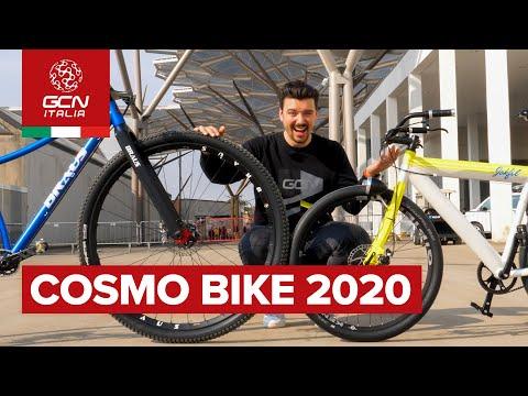 Cosmobike Show 2020: Le novità più interessanti… e non solo | GCN Italia in fiera
