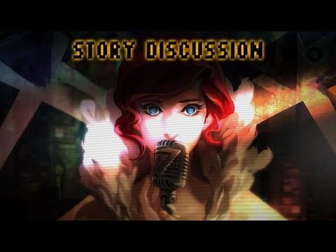Transistor Story Discussion (Spoilers!)