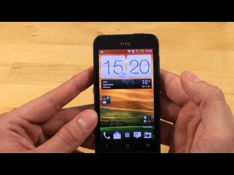 HTC One V - Bedienung - Teil 2