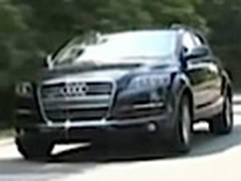 Roadfly.com - 2007 Audi Q7