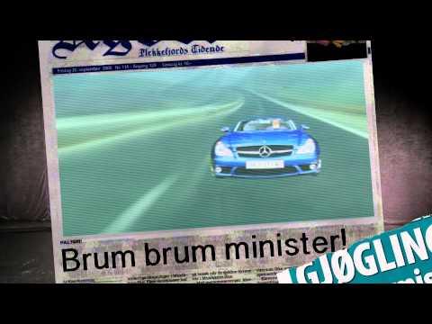 Black Debbath - Dum Dum Minister (offisiell video)