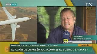 El avión de la polémica: ¿cómo es el Boeing 737 MAX 8? | +INFO por LN+