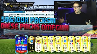 FIFA 16: PACK OPENING (DEUTSCH) - FIFA 16 ULTIMATE TEAM - OMFG BEAST PACKS! HOLY SHIT 100K PACKS!