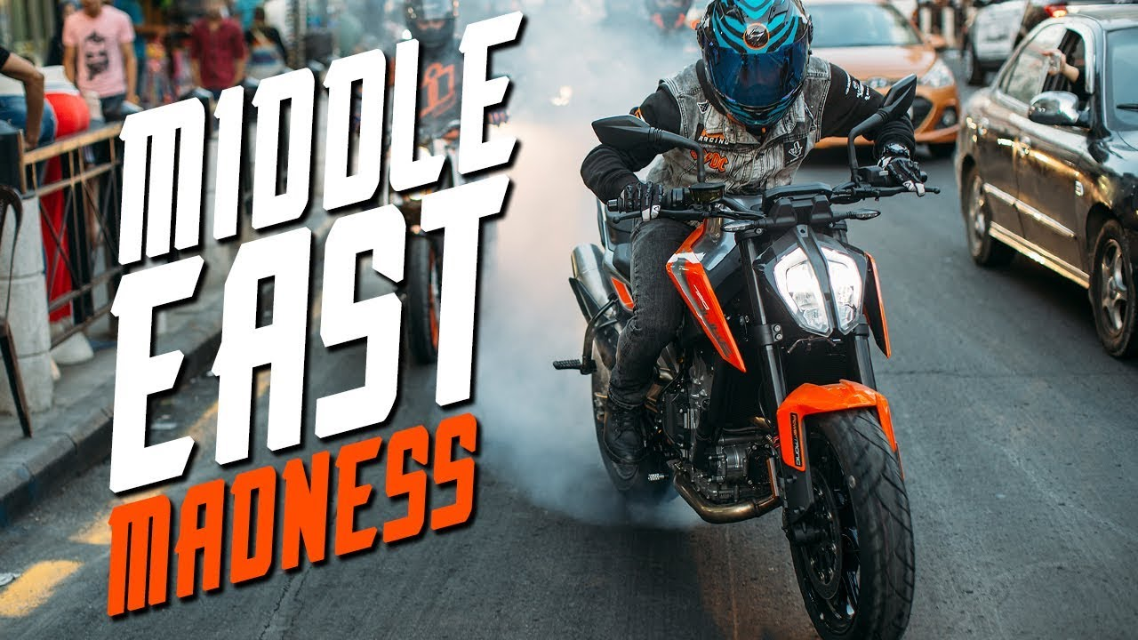 MIDDLE EAST MOTO MADNESS | RokON vlog #66