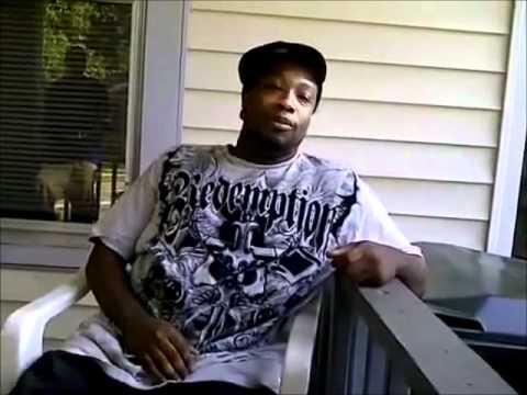 Hood Rapper Spits Hot Freestyle