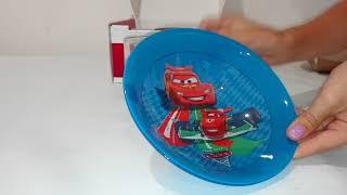 Набор для детей 3пр  Luminarc Disney Cars2 - обзор