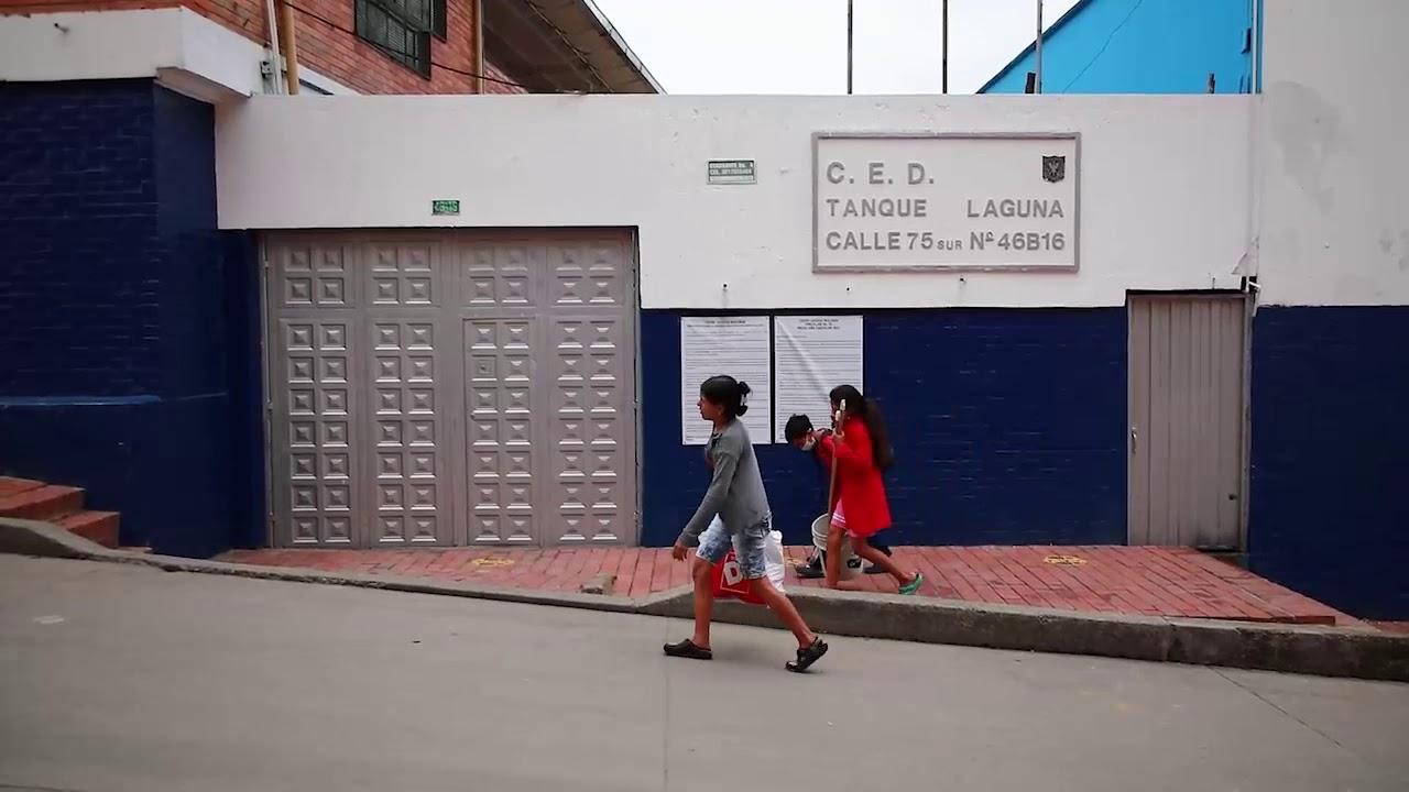 Colegios de Ciudad Bolívar ya se suman a la apertura gradual, progresiva y segura