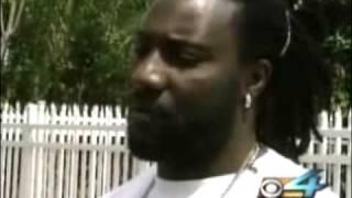(3-24-2006) CBS Miami Reporter Shomari Stone Reports: Tyrone Carter