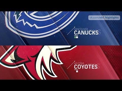Vancouver Canucks vs Arizona Coyotes Oct 25, 2018 HIGHLIGHTS HD