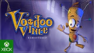 Voodoo Vince: Remastered Available Now for Xbox One and Windows 10