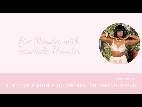 Five Minutes with Jessabelle Thunder