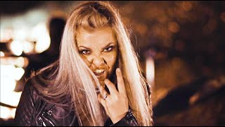 THE AGONIST - Burn It All Down (Official Video)