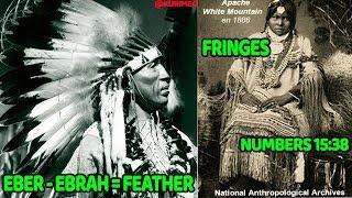 Pt. 8 - Hebrew Aboriginals of America // Fringes, Ebrah, Feather / Columbus Hebrew interpreter