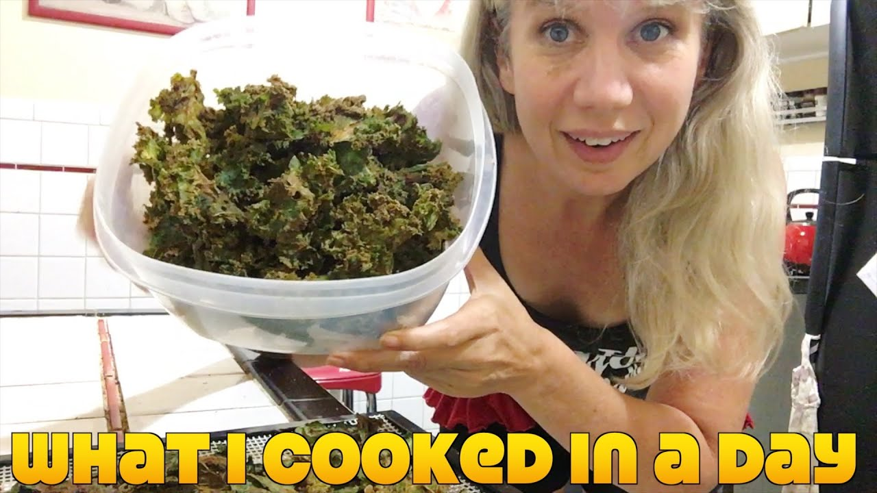 What I Ate In A Day: Homecooked HCLF Vegan Food