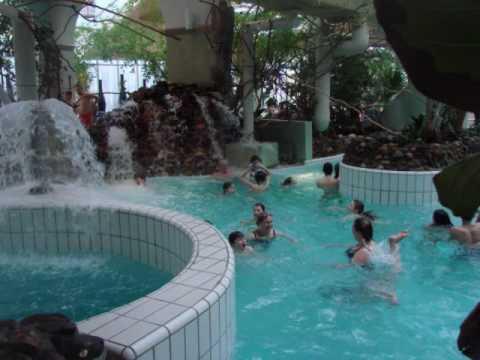 port zélande het zwembad - youtube