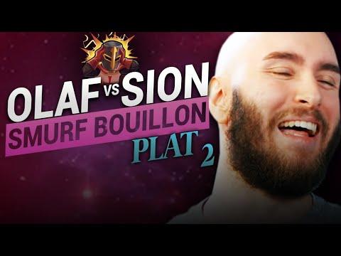 Vidéo d'Alderiate : [FR] ALDERIATE & AKABANE - SMURFING BOUILLON - OLAF VS SION - JE SUIS LA LUMIÈRE DANS L'OBSCURITÉ