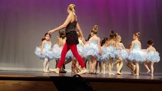 Avas Snowflake Ballet dance