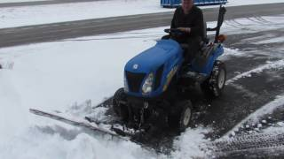 New Holland 2009 Boomer 2