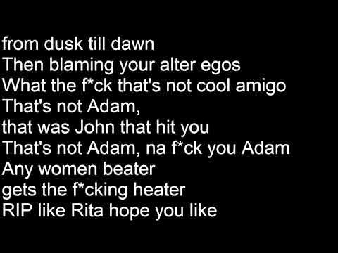 KSI - Adam's Apple Lyrics(OFFICIAL LYRICS)