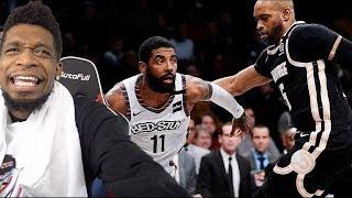 KYRIE IS FINALLY BACK! Brooklyn Nets vs Atlanta Hawks Full Game Highlights