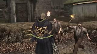 Resident Evil 4 Mod - Osmund Saddler (forma humana) por Hunk v.1.0