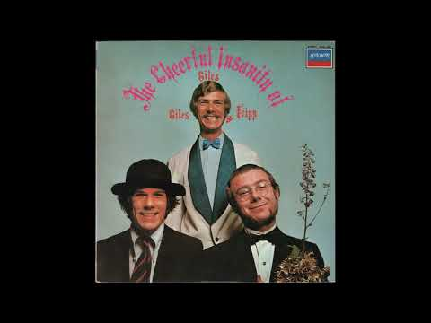 Giles, Giles And Fripp - The Cheerful Insanity Of Giles, Giles And Fripp (1968) full Album