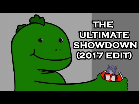 Lemon Demon - The Ultimate Showdown (2017 Edit)